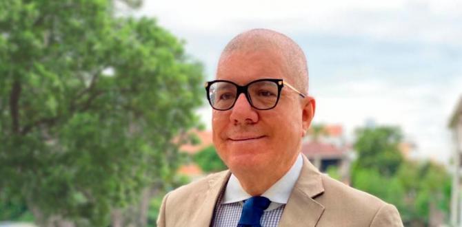 Vito Muñoz está por cumplir 64 años.