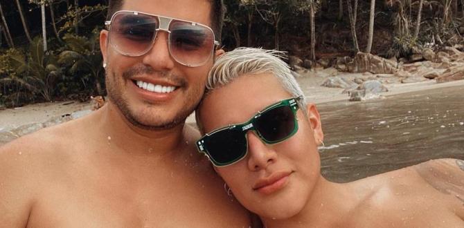 Mauricio y su esposo Bryan Bartolome.