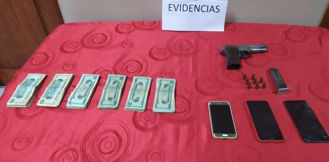 EVIDENCIAS ROBO CAMIÓN