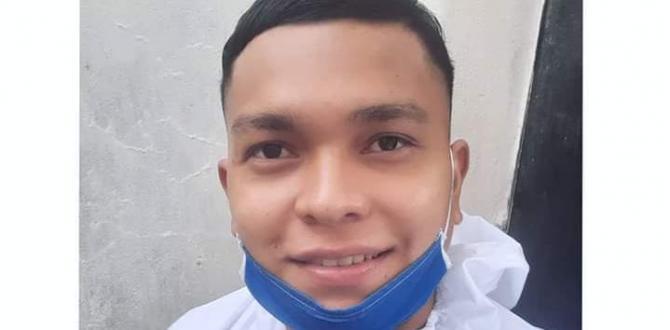 Bryan Meza es tecnólogo y pudo estabilizarse de la enfermedad.