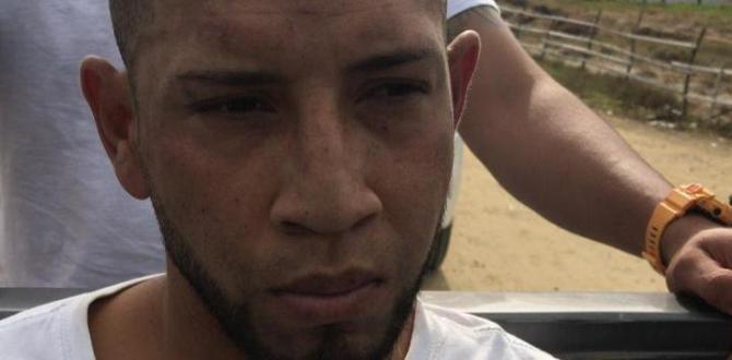 Washington Cedeño, alías Wacho fue detenido en el cantón Playas.