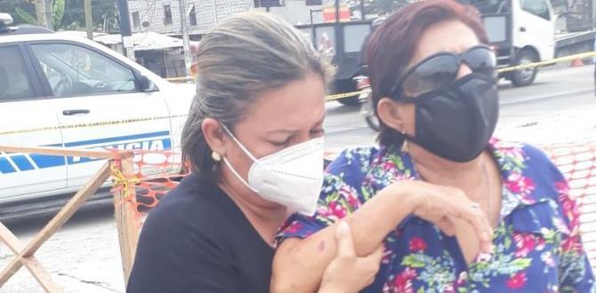 María Sanipatín fue trasladada a la cárcel la tarde del martes.