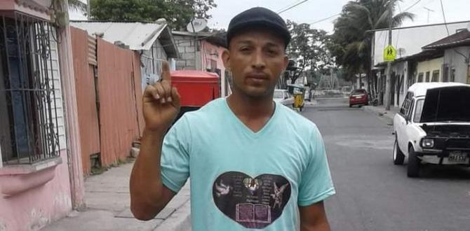 Hernando Eliecer Sacro Angulo, tenía 35 años.
