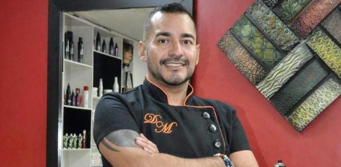 Daniel Mendoza Rosa, asesor de imagen.