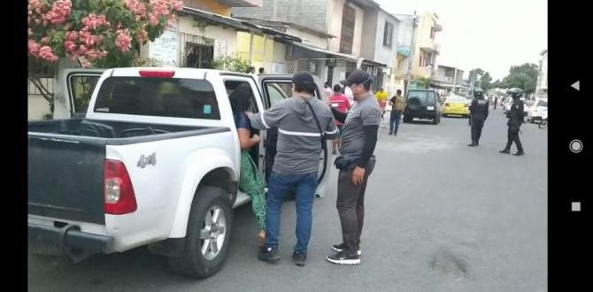 El operativo de captura se realizó en el suroeste de Guayaquil.