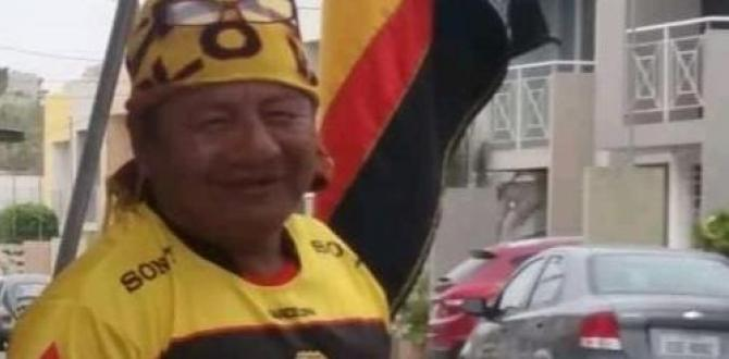 Adalberto Alay falleció el 29 de marzo pasado y su cuerpo aún no aparece.