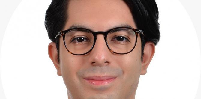 Clarence Altamirano es maestrante en Administración de Empresas de la Universidad Católica