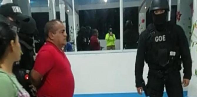 El pastor Evert García Salamar es acusado de trata de personas.