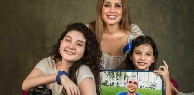 El 4 de   noviembre Michael cumpliría 39 años. Ese día Paulina y sus hijas  publicaron la foto que se hicieron en días pasados.