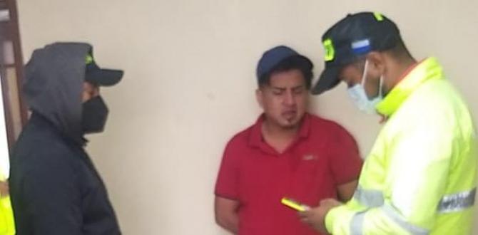 Baleado - Quito - Detenido
