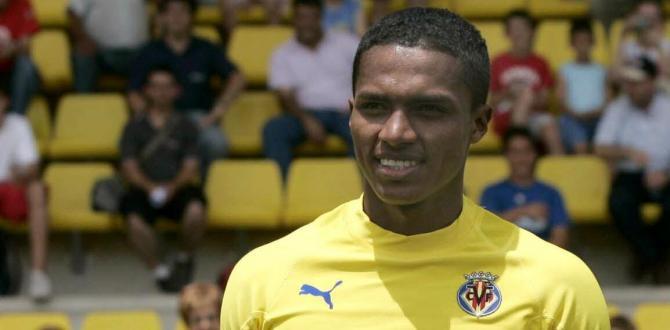 Antonio Valencia - Villarreal