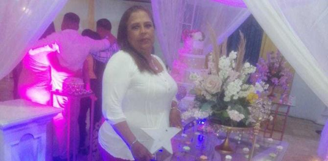 Esmeralda Leonor Aguilar Bolaños, tenía 55 años.