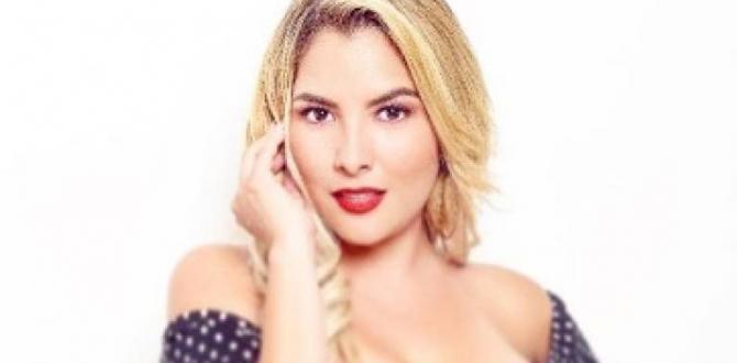 Soledad Barberán, presentadora de farándula y exreportera