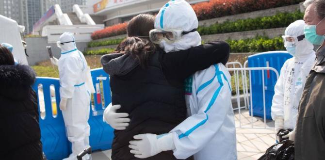 Los abrazos no pueden ser por más de 10 segundos, según la OMS.
