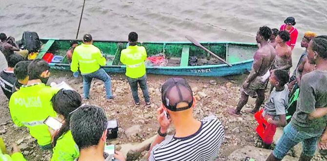 El cadáver fue encontrado el pasado 10 de junio en un ramal del estero Salado.