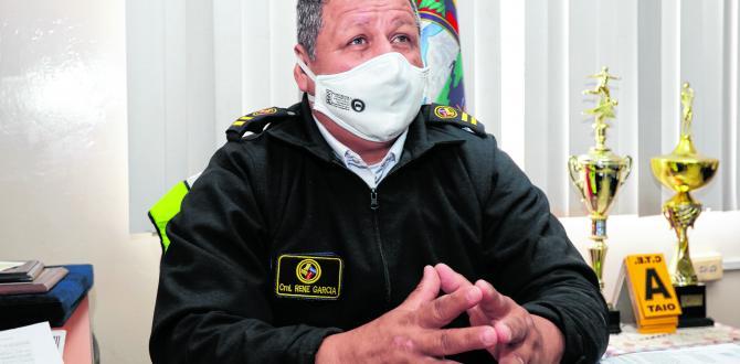 coronel René García Andrade