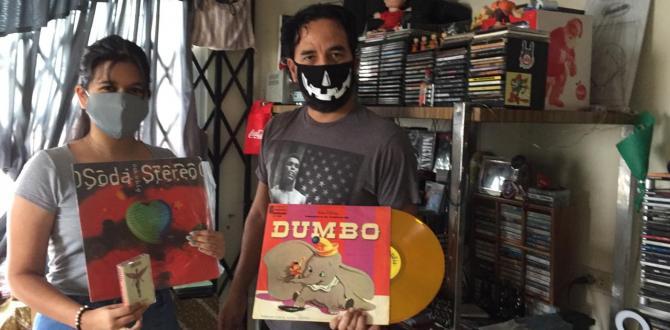 vendedores de cds