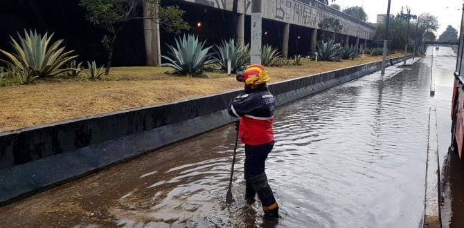 Lluvias - Aguacero - Quito - Inundación