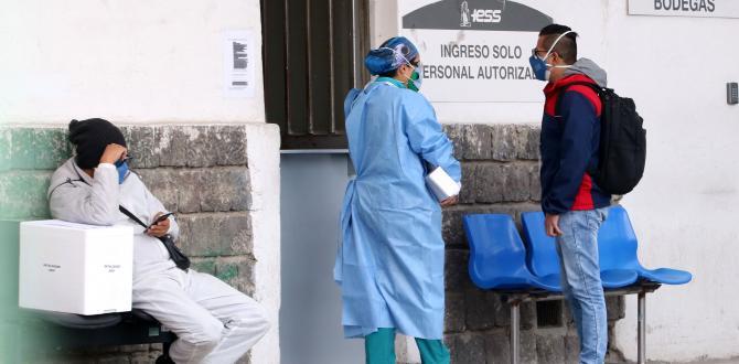 Coronavirus - Hospital - Médicos - Quito - Muertos