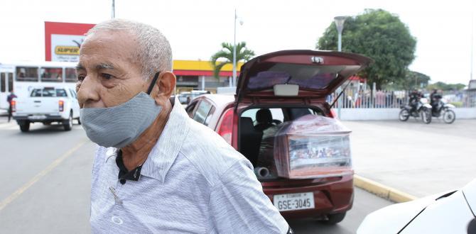 Vicente Torres tuvo que esperar casi cuatro meses para al fin enterrar a su esposa.