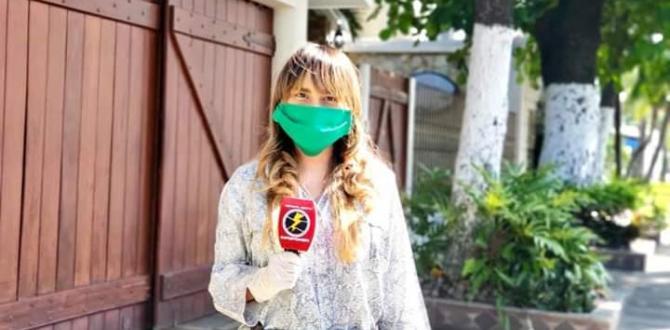 Katherine Prieto es comunicadora social, sobreviviente del coronavirus.