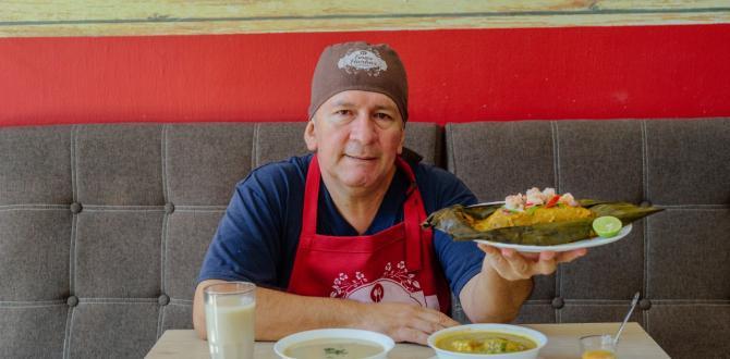 La sazón guayaca y lojana se fusiona en el restaurante 'Finas hierbas' del Garzocentro Shopping.