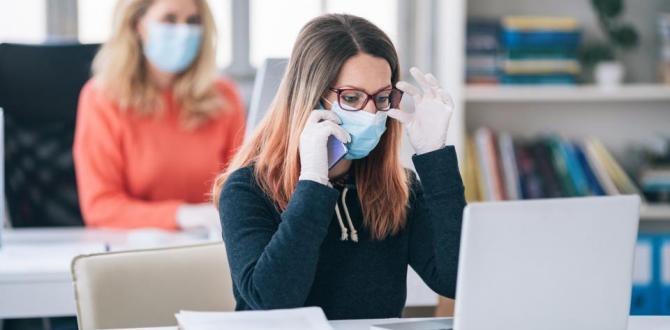 El coronavirus cambió la forma de trabajo en las empresas.