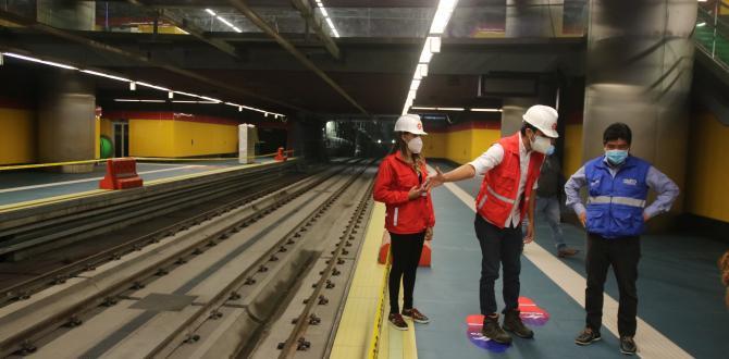 Metro - Quito - Municipio
