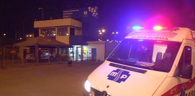 Los internos Freddy Pineda Moreno y Édison Villegas Bajaña fueron apuñalados en el reclusorio, ubicado en el km 16 de la vía a Daule.