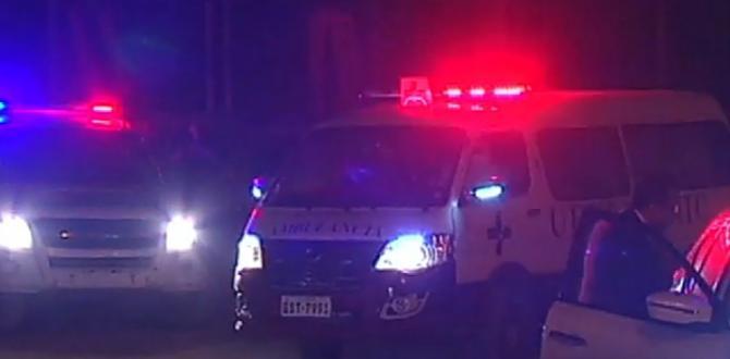 La adulta mayor fue llevada en una ambulancia de una clínica particular que se unió a la cadena solidaria en su favor.