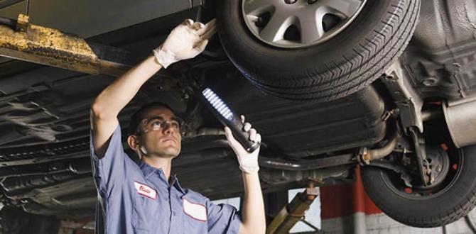Al comprar un carro usado, debes ir con tu mecánico de confianza para que no te estafen.