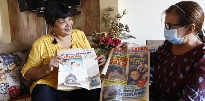 Madre de Carlitos Mora Peñafiel y Betty Valdivieso