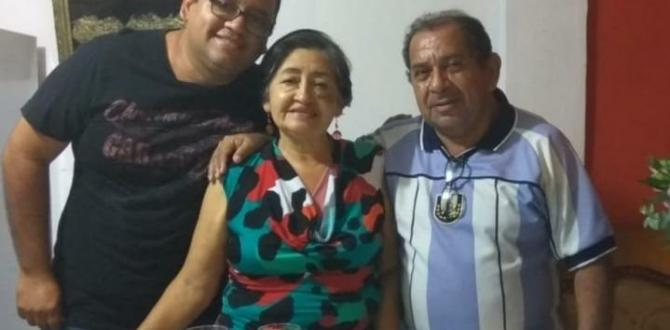Augusto Itúrburu periodista fallecido de covid-19
