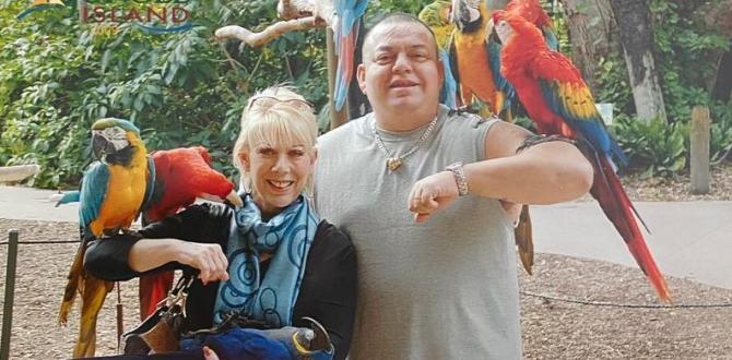 Hugo y esposa