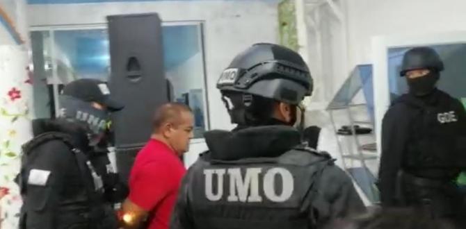García fue detenido la noche del martes en Buena Fe.