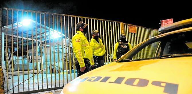 Crimen - Quito - Pandillas