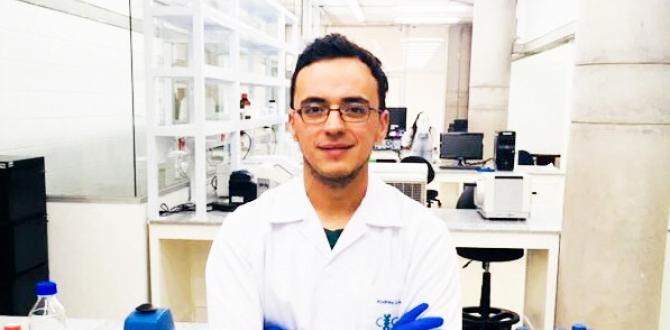 Andrés López es biólogo de la Universidad UTE, en Quito.