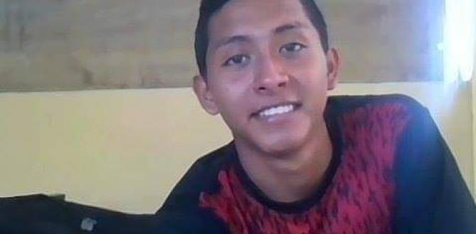 Jhonny Llerena es el joven hallado muerto en la isla Trinitaria.