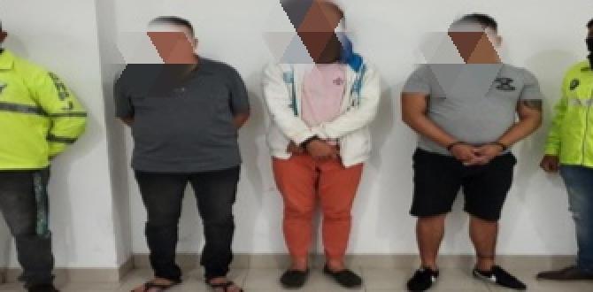 A los sospechosos les dictaron prisión preventiva.