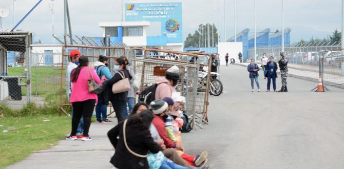 Latacunga - Prisión - Muertos