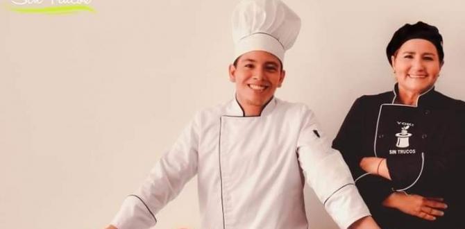 Guillermo Pesantez es chef del Taisuki Taiyaki.