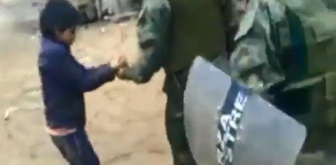 niño tostado militares