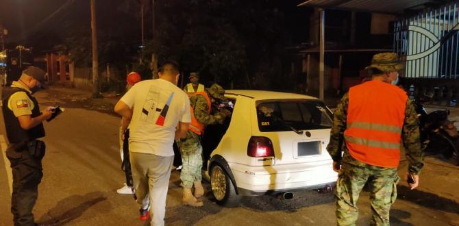 Militares - Combustible - Orellana