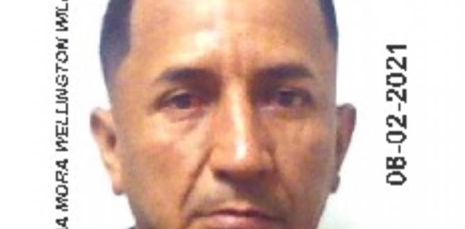 Wellington Wilfrido Palma Mora fue asesinado la tarde del viernes.