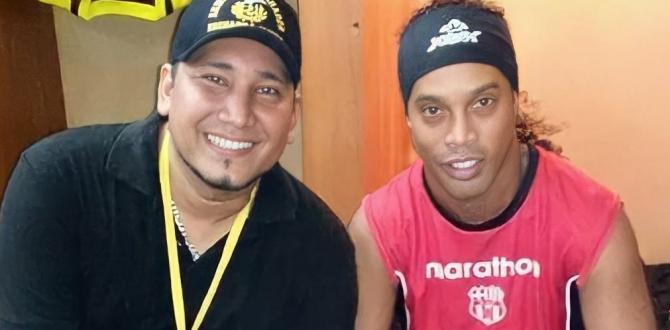 Protector con Ronaldinho web