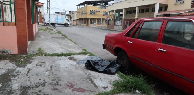 Juan Carlos Mero Picón suplicó a sus asesinos que no lo maten.