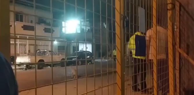 Policía investiga las dos muertes violentas.
