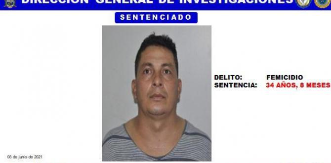 José Ramón Zambrano Masamba fue sentenciado por el crimen de su expareja.