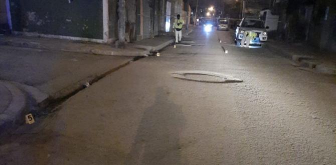 En el bloque 2 del Fortín fueron baleadas tres personas.
