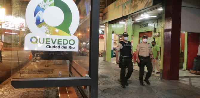 Seguridad en Quevedo